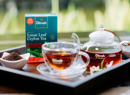 Dilmah Premium Ceylon Tea Selection
