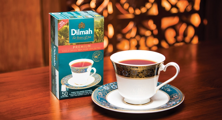Dilmah Premium Tea Selection