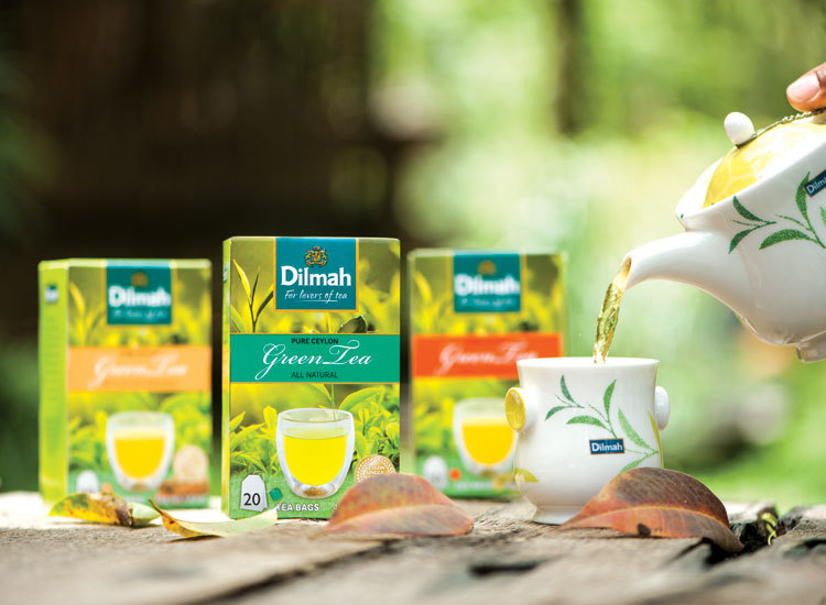 Dilmah Ceylon Green Tea
